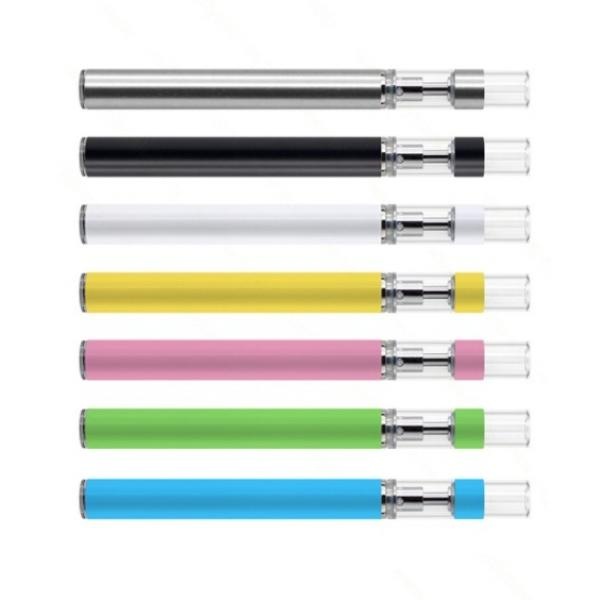 Popular Bottom Twist Adjustable Voltage Battery for Cbd Vape Pen